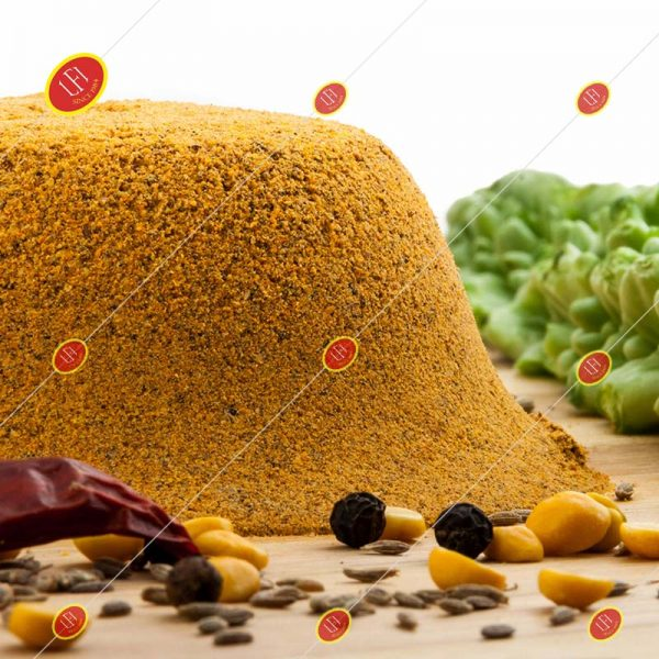 Bitter Gourd Chutney-powderee
