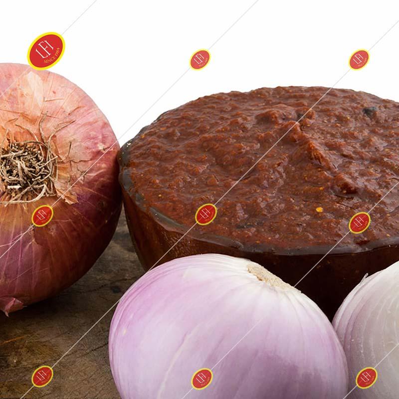 Onion pickle